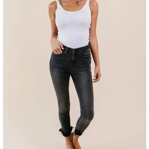 Nwt Judy Blue high waist skinny fit 5/27